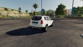 Dacia Duster – Скриншот 2