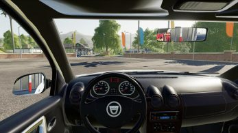 Dacia Duster – Скриншот 1