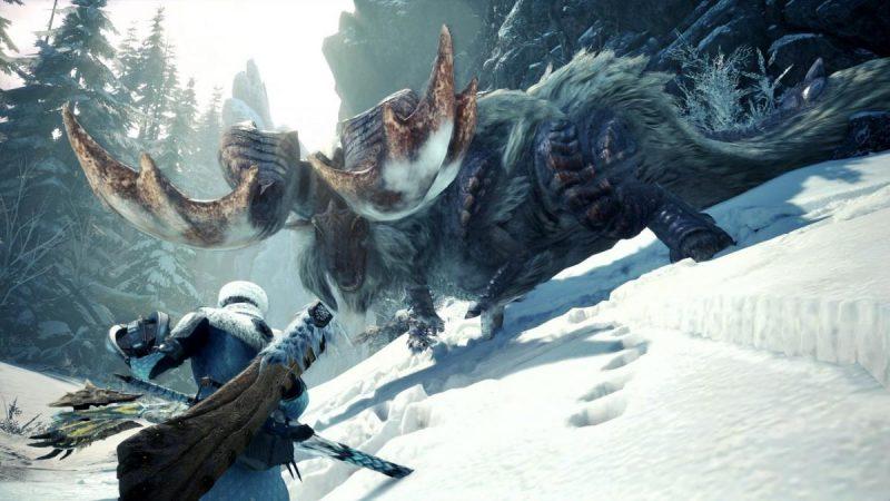 Capcom назвала дату релиза дополнения Iceborn для Monster Hunter: World