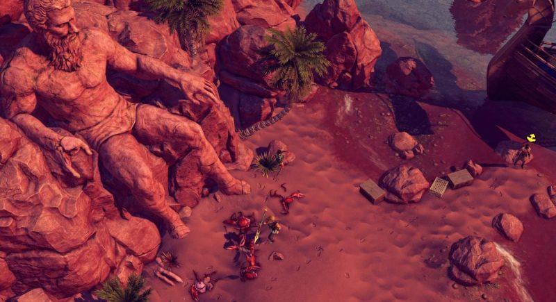 THQ Nordic внезапно выпустила новое расширение для Titan Quest