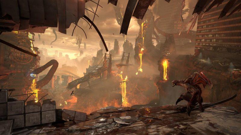 Показана новая демонстрация геймплея шутера DOOM Eternal