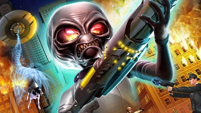 THQ Nordic может анонсировать продолжения Destroy All Humans и Darksiders на E3 2019