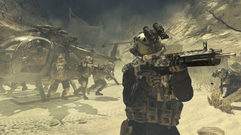 Анонс следующей Call of Duty состоится до конца июня