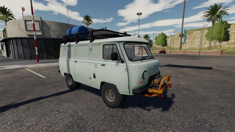 УАЗ «Сервисный фургон»