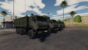 Камаз-4310 Truck – Скриншот 8