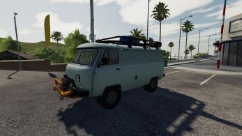 УАЗ «Сервисный фургон» – Скриншот 2