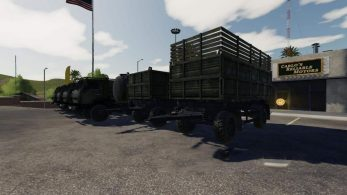 Камаз-4310 Truck – Скриншот 6