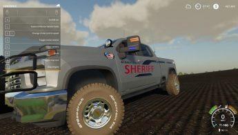 City Service 2020 Silverado – Скриншот 1
