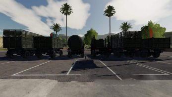Камаз-4310 Truck – Скриншот 7