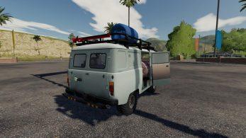 УАЗ «Сервисный фургон» – Скриншот 1