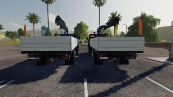 КамАЗ 55102 (Манипулятор) – Скриншот 1