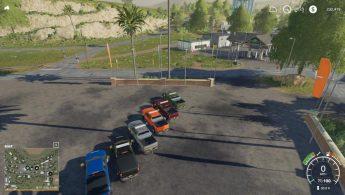 City Service 2020 Silverado – Скриншот 5
