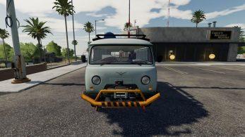 УАЗ «Сервисный фургон» – Скриншот 4