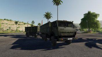Камаз-4310 Truck