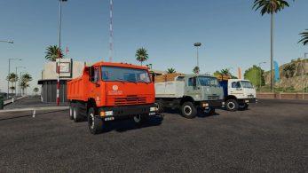 КамАЗ-65115-049 – Скриншот 4