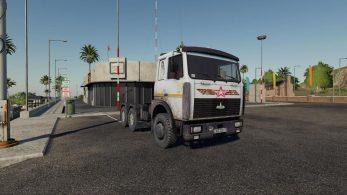 МАЗ 6422 – Скриншот 3