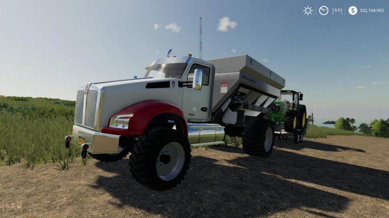 Kenworth T880