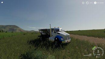 Kenworth T880 – Скриншот 4