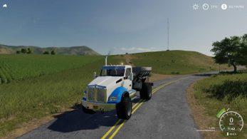Kenworth T880 – Скриншот 3