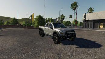 Ford Velociraptor 6×6 Remake – Скриншот 2